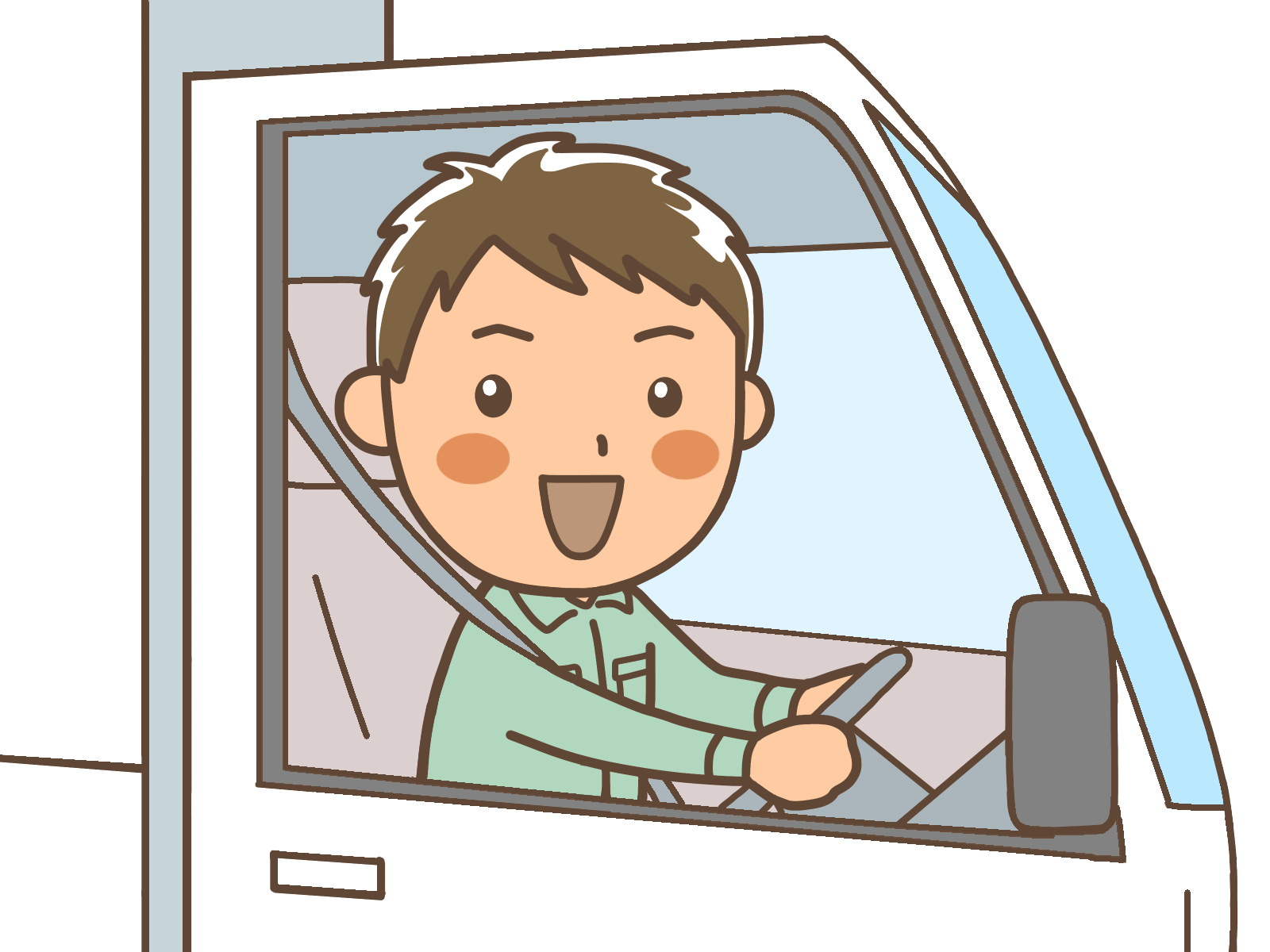 ドライバー募集